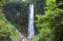 Tawangmanggu: Grojogan Sewu waterfall